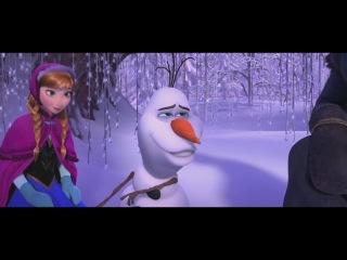 """Второе превью мультфильма """"Холодное сердце"""" (Frozen Preview #2)"""